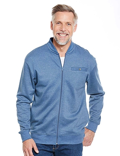 Zip Through Jacket with Chest Pocket