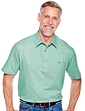 Pack of 2 Tailored Collar Polo 1 Printed 1 Plain (Pastels)
