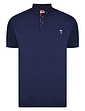 Pique Polo With Button Down Collar & Chest Pocket