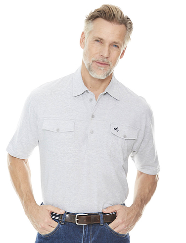 Pegasus Cargo Polo with Stretch