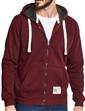 Hooded Zip Through Fleece Top