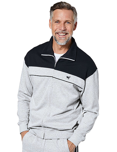 Pegasus Zip Through Fleece Jacket