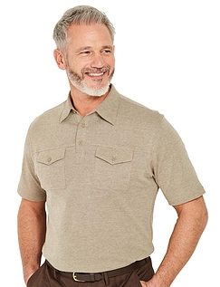 2 Pocket Golf Shirt