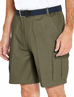 Cargo Shorts With Multi Pockets