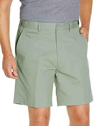 Pegasus Cotton Chino Short