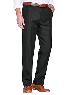 Side Slant Pocket Trouser