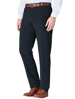 Farah Four Way Stretch Poly Trouser with Frogmouth Pocket
