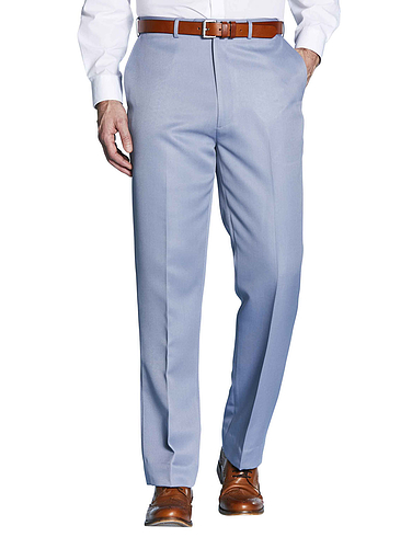Summer Polyester Trouser