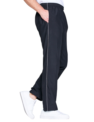 Mesh Lined Pull on Track Pant