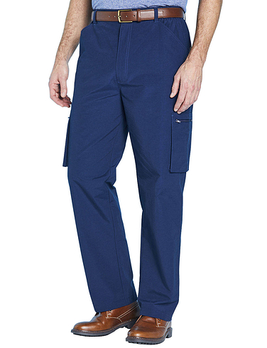Water Resistant Cargo Trouser