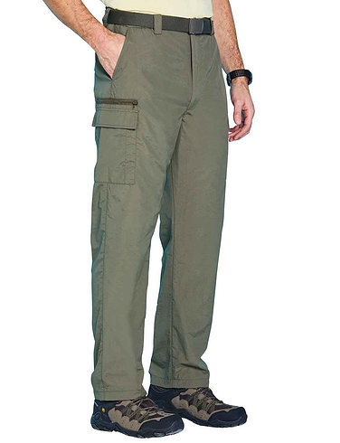 Pegasus Lightweight Action Trouser with Side Stretch