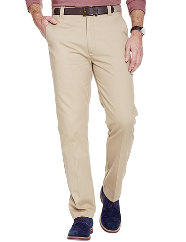 Premium Travel Chino With Belt