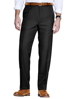 Elasticated Back Waist Trouser