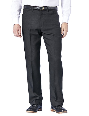 Farah Supreme Trouser - Black