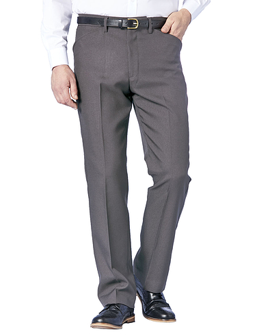 Farah Supreme Trouser - Grey