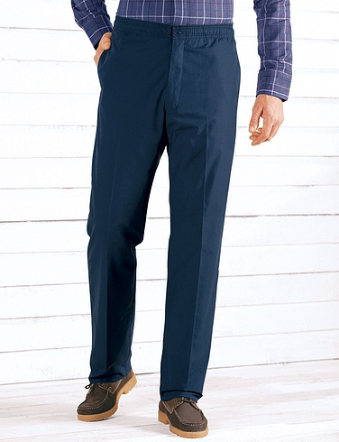 Fleece Lined Leisure Trousers