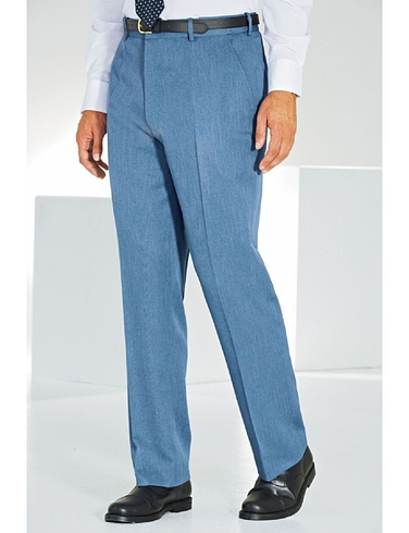EASY CARE SUMMER TROUSERS