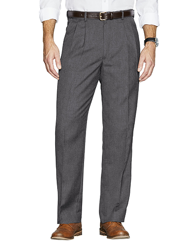 Formal Trouser With Stretch Waistband
