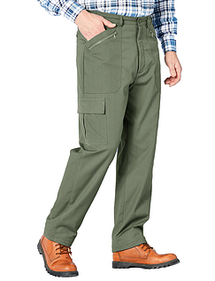 Fully Fleece Lined Action Trouser