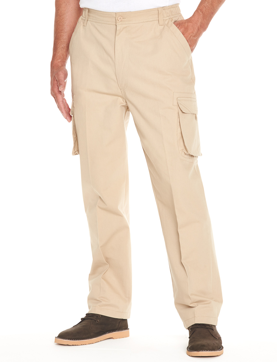 Cargo Multi Pocket Trousers