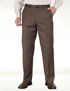 Skopes Classic Smart Trouser - Brown