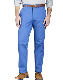 Farah Cotton Chino - Blue