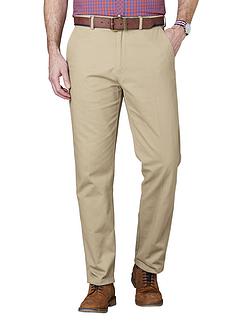 Farah Cotton Chino - Khaki