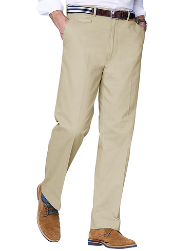 Cotton Chino Trouser
