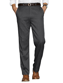 Warm Handle Regular Rise Formal Trouser