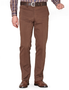 Woodville Cotton/lycra Chino