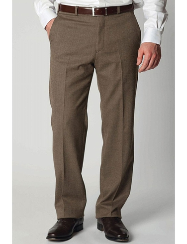 BROOK TAVERNER CLASSIC TROUSER WITH STRETCH