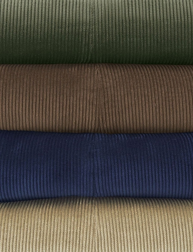 OLIVE<BR>BROWN<BR>NAVY<BR>FAWN