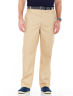 Stain Resistant High Rise Trouser - Extra 2 inches