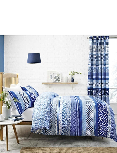 Santorini Quilt Cover Set
