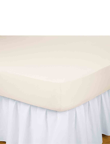 Cotton Jersey Fitted Sheets