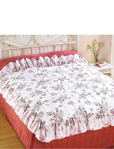 ROSE GARDEN QUILTED BEDDING COLLECTION