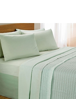 Super- Soft Microfibre Sheet Set