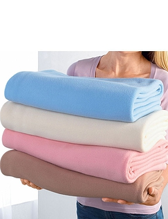 Ultrasoft Polar Fleece Blankets By Belledorm