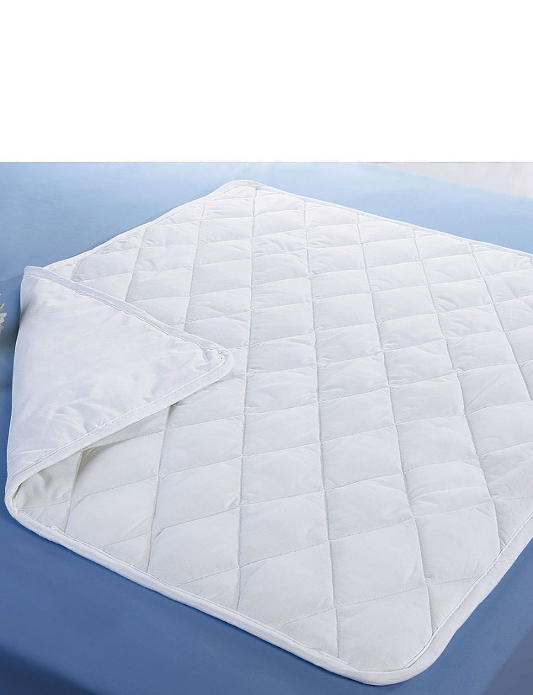 luxury discreet waterproof bed protector home bedroom. Black Bedroom Furniture Sets. Home Design Ideas