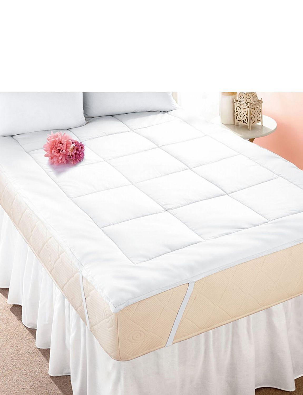 feels like down mattress topper by downland