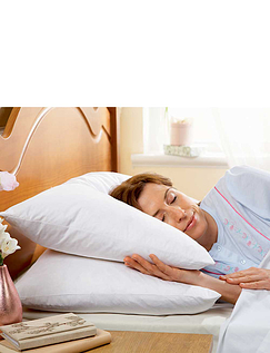 Silentnight Goose Feather Pillow Pair