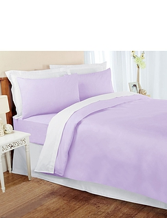BELLEDORM PLAIN DYED COTTON BEDLINEN