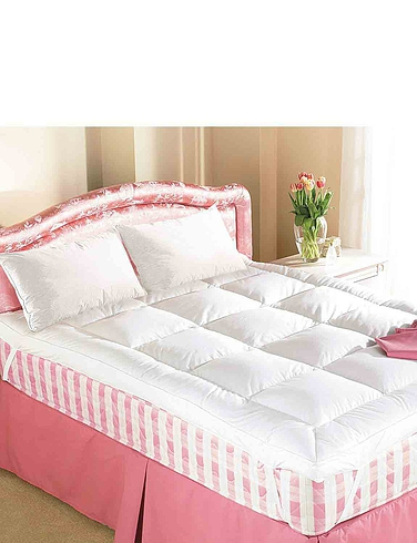 Hotel Quality Goose Feather & Down Mattress Topper