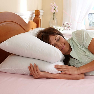 Silentnight Pack of Two Luxury Pillows