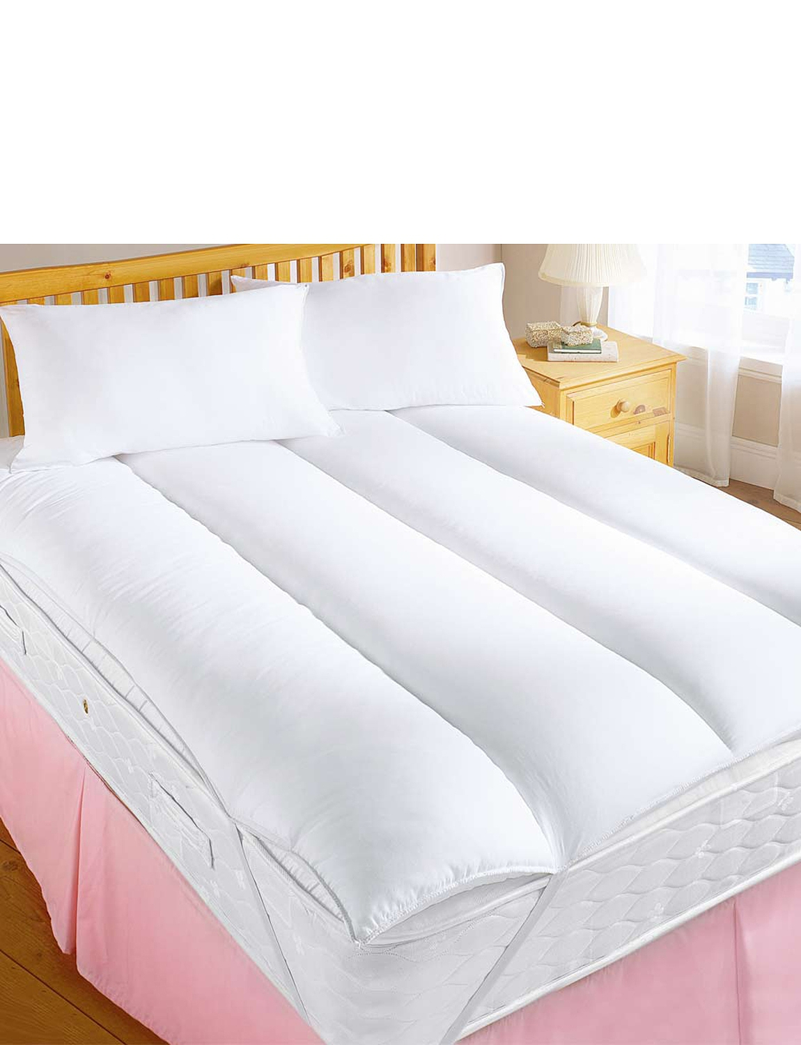 Clearance latex mattress toppers