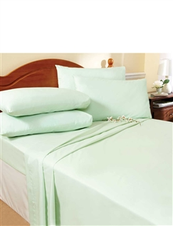 Percale Sheet and Pillowcase set