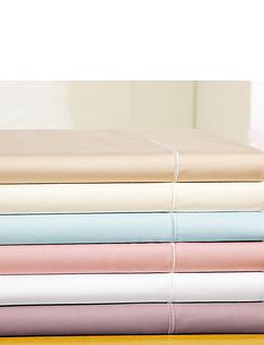 400 Thread-Count Egyptian Cotton Sateen Bedlinen -Flat Sheet
