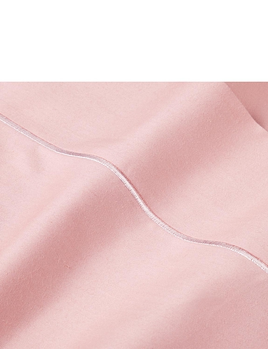 400 THREAD-COUNT EGYPTIAN COTTON SATEEN BEDLINEN BY BELLEDORM- House wife pillow cases