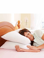 Egyptian Cotton Pillow Pairs By Silentnight
