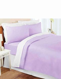 200 Count Plain Dyed Cotton Bedlinen by Belledorm _ Pillowcases